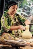 Labuen Sayong av Perak Royaltyfria Bilder
