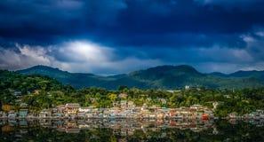 Labuhan Bajo village Royalty Free Stock Image