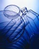 LabWare di plastica Fotografia Stock