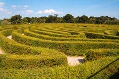 Labyrint royalty-vrije stock foto's