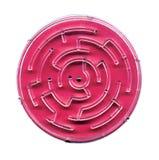 labyrint Fotografering för Bildbyråer
