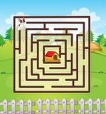 labyrint Stock Fotografie