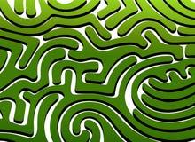 Labyrint Royalty-vrije Stock Afbeeldingen