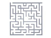 labyrint vektor illustrationer