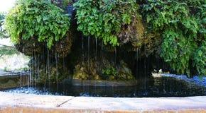 Labyrint het bron van Horta Royalty-vrije Stock Foto's