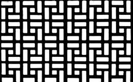 Labyrint van het leven Stock Foto's