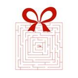 Labyrinth Lizenzfreies Stockfoto
