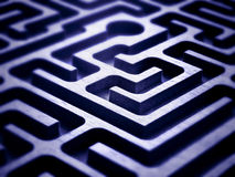 Labyrinth Royalty Free Stock Image
