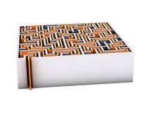Labyrinth 3D Lizenzfreie Stockbilder