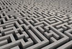 labyrinth Stockfotografie