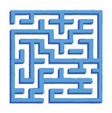 labyrinth Lizenzfreies Stockbild