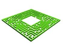 Labyrinth Lizenzfreie Stockbilder