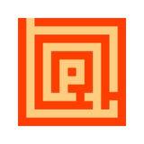 labyrinth vektor abbildung