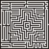 Labyrinth  - stock vector Stock Photo