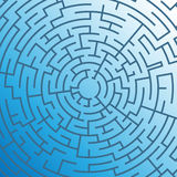 Labyrinth Royalty Free Stock Images