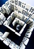 Labyrinth & Diamond royalty free stock photos
