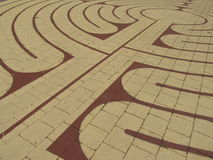 Labyrinth Stock Photography