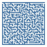 Labyrinth Royalty Free Stock Photos