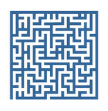 Labyrinth Stock Photo