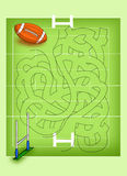 Labyrinthe 18 Image libre de droits