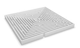 Labyrinthe illustration de vecteur