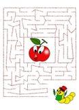 Labyrinthe 36 Image stock