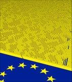 Labyrinthe d'UE Photographie stock libre de droits