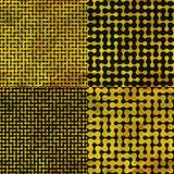 Labyrinthe. Modèle sans couture. Photo stock