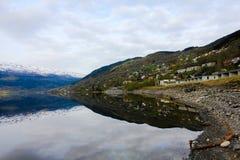 Lac à Norway2 Image libre de droits