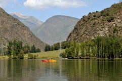 Lac Image libre de droits