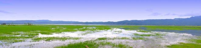 Lac Photo libre de droits