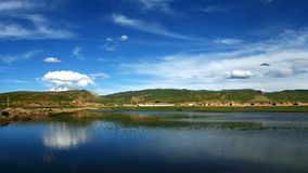 Lac Photo stock