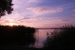 Lac Photographie stock libre de droits