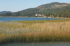 Lac Abant Image stock