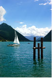 Lac Achensee Image stock