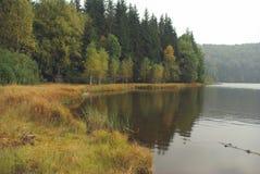 Lac ana de saint - Roumanie image libre de droits