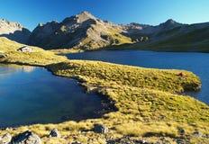 Lac Angelus Photographie stock libre de droits