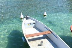Lac Annecy, France Image libre de droits