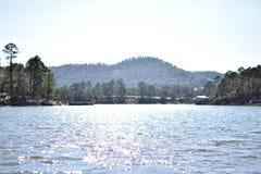Lac Arareco Photo stock
