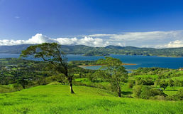 Lac Arenal - Costa Rica Photo stock