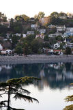 Lac argenté #9 Photos libres de droits