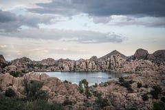 Lac arizona Photo libre de droits