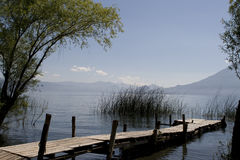 Lac Atitlan Royalty Free Stock Images