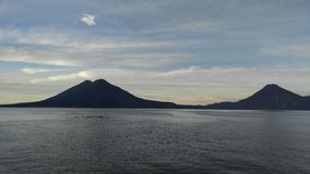 Lac Atitlan photo libre de droits