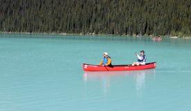 Lac au Canada Photos stock