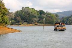 Lac au Kerala images stock