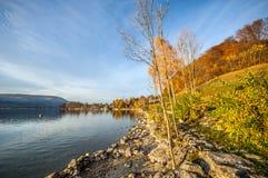 Lac autrichien Photos libres de droits