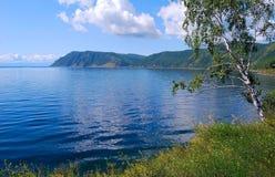 Lac Baikal photo stock