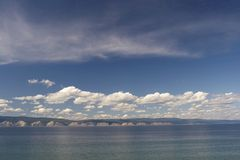 Lac Baikal Photographie stock