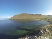 Lac Baikal Photos libres de droits